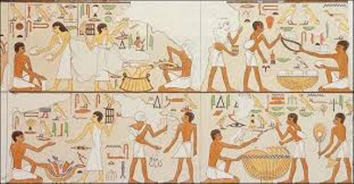 Ancient Egyptian Life Pic