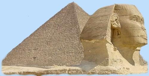 Ancient Egyptian Pyramid