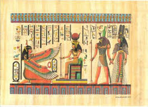 Ancient Egyptian Religion Pic