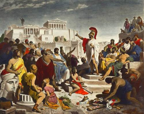Ancient Greece Government Facts