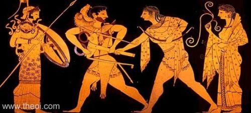 Ancient Greek Art Image