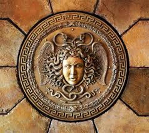 Ancient Greek Art Medusa