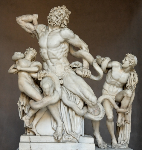 Ancient Greek Art Statue