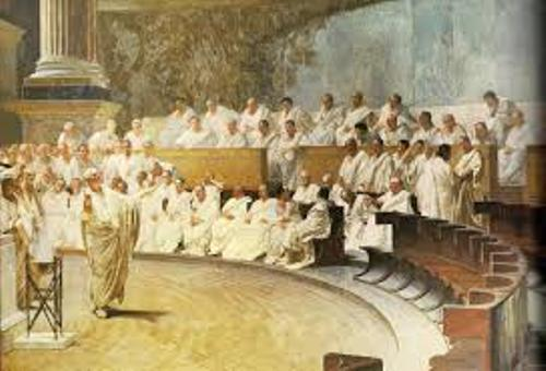 Ancient Greek Democracy Pic