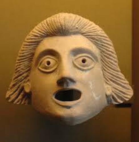 Ancient Greek Drama and Mask