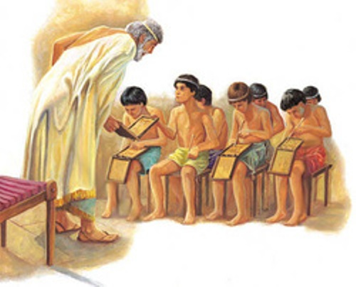 Ancient Greek Life Education