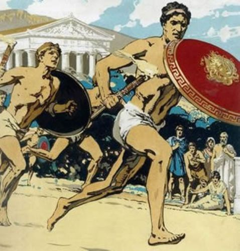 Ancient Greek Life and Wars