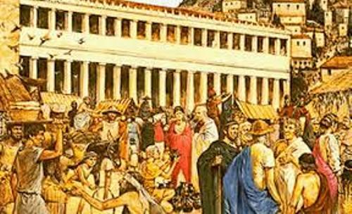 Ancient Greek Life