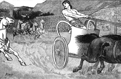 Ancient Greek Olympics Events