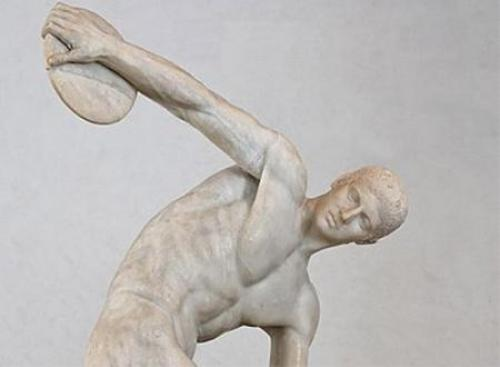 Ancient Greek Olympics Games