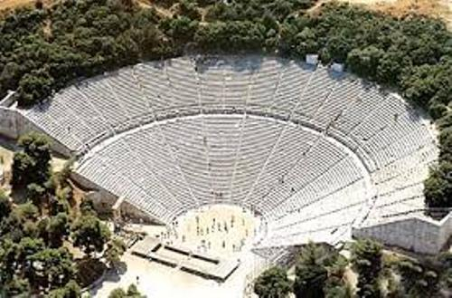 Ancient Greek Theatre Facts