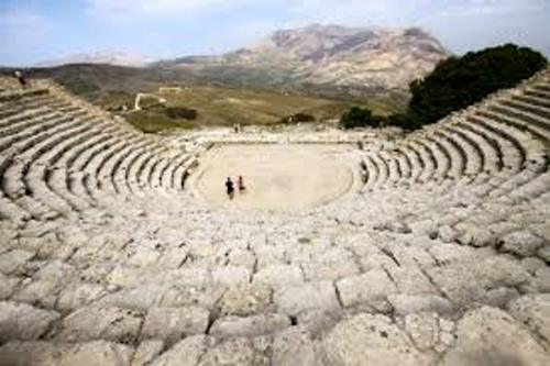 Ancient Greek Theatre Image