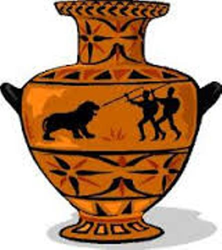 Ancient Greek Vase Image