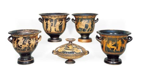 Ancient Greek Vase Shapes