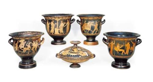 Ancient Greek Vase Shapes