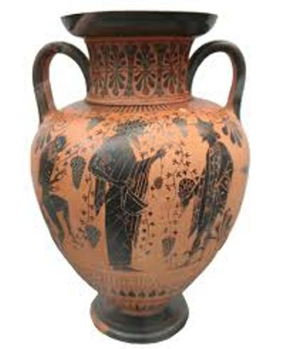 8 Facts About Ancient Greek Vases Fact File
