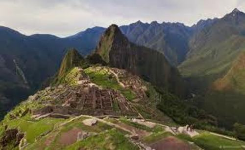 Ancient Inca Images