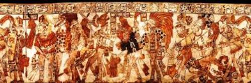 Ancient Maya Painting
