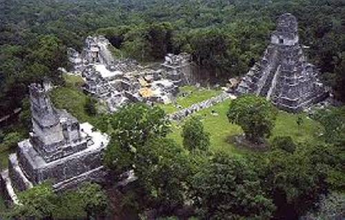 Ancient MAncient Maya Picaya Pic
