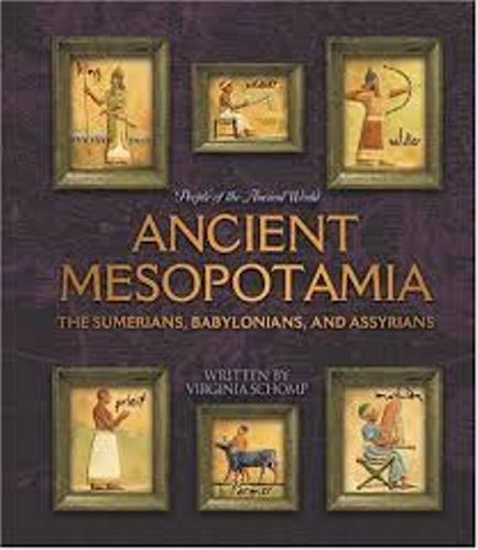 Ancient Mesopotamia Books