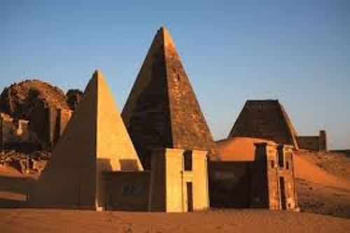 Ancient Nubia Images