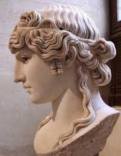 Ancient Roman Art Bust