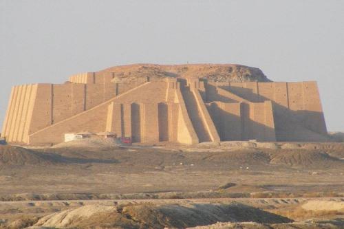 Ancient Sumer Ruins