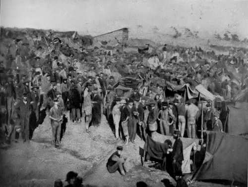Andersonville Prison Facts