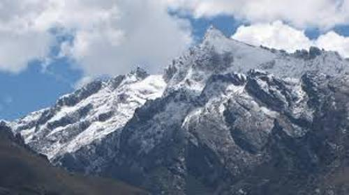 Andes Mountain Ranges