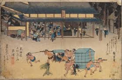 Ando Hiroshige Art