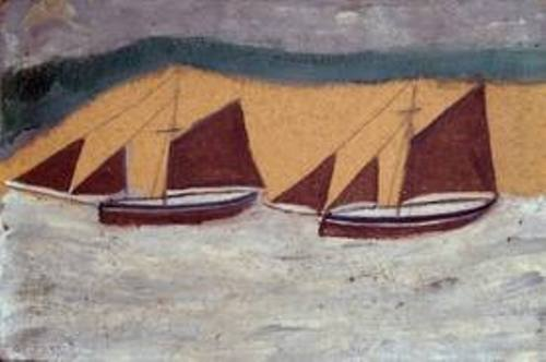 Facts about Alfred Wallis