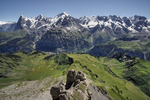 Facts about Alps