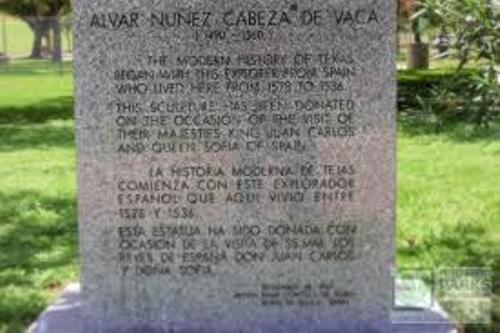 Facts about Alvar Nunez Cabeza de Vaca