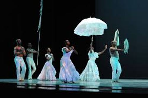 Facts about Alvin Ailey
