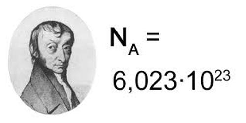 Facts about Amedeo Avogadro