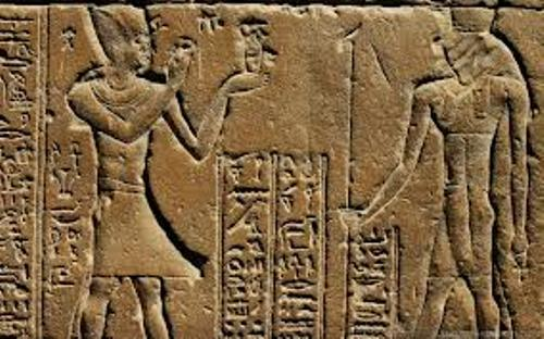 Facts about Ancient Egypt Hieroglyphics