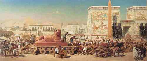 Facts about Ancient Egyptian Life