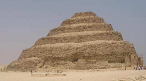Facts about  Ancient Egyptian Pyramids