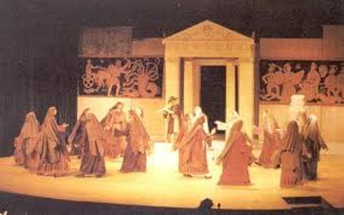 Facts about  Ancient Greek Drama
