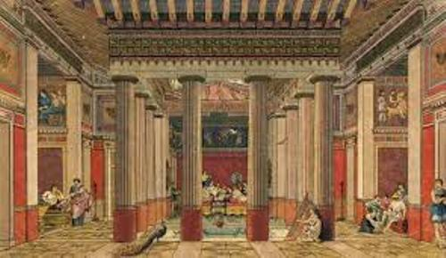 8 Facts About Ancient Greek Homes Fact File