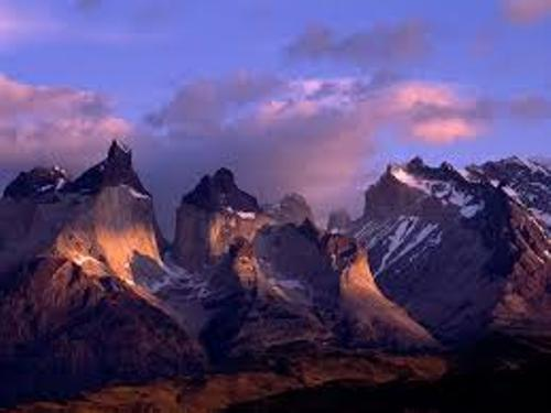 Facts about Andes Mountains