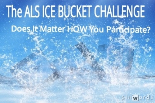 facts about ALS Ice Bucket Challenge Pic