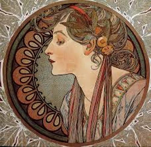 facts about Alphonse Mucha
