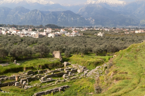facts about Ancient Sparta