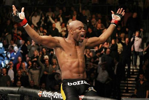 facts about Anderson Silva