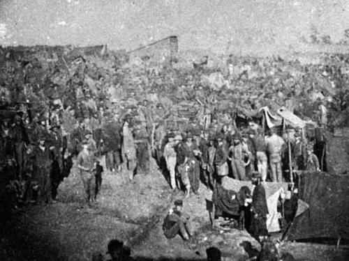 facts about Andersonville Prison