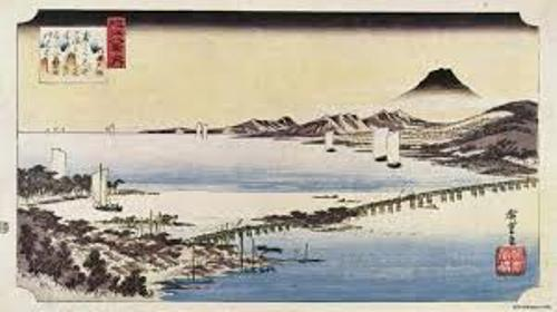 facts about  Ando Hiroshige