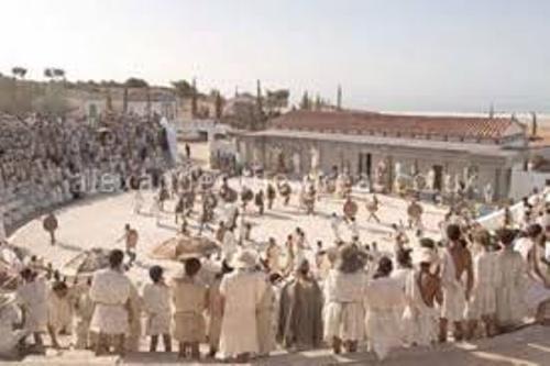 Ancient Greek Culture Facts