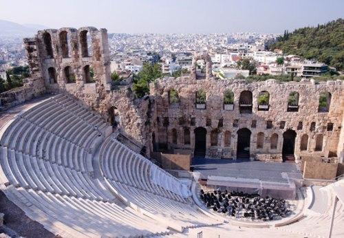 Ancient Greek Culture Pic