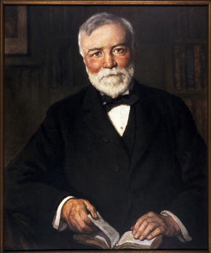 Andrew Carnegie Pic